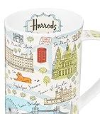 ハロッズ Harrods ロンドン観光地 マグカップ [並行輸入品]