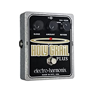 Guest Review - Electro-Harmonix Holy Grail Plus - Brandan Isaacs