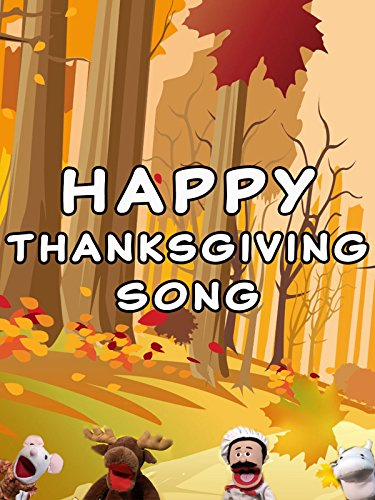 Happy Thanksgiving Song