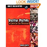Brazilian Rhythms for Drum Set and Percussion