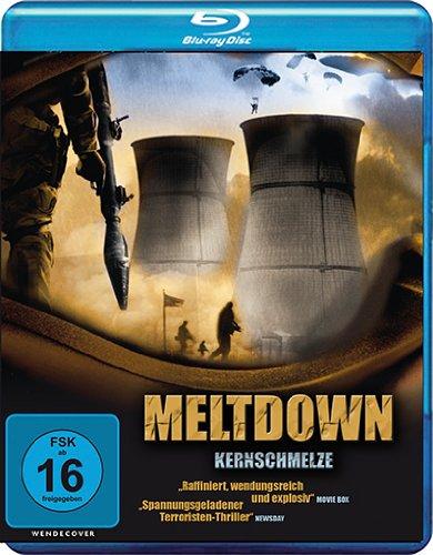 Meltdown - Kernschmelze [Blu-ray]