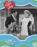 2013 I Love Lucy Weekly Engagement Calendar