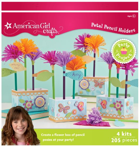 Jr party store buy thousands of discount party supplies for American girl craft kit