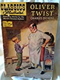 img - for Oliver Twist (Classics Illustrated, No.23) book / textbook / text book