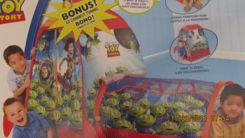 Toy Story Play Tent front-125118