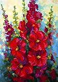 Toland Home Garden  Bursting Floral 12.5 x 18-Inch Decorative USA-Produced Garden Flag