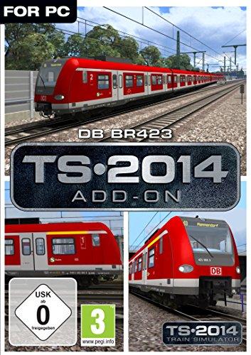 Train Simulator 2014 - DB BR423 EMU Add-On Steam Code (PC)