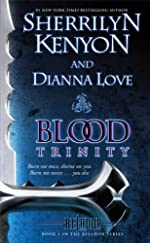 Blood Trinity: Book 1 in the Belador Series (The Beladors)