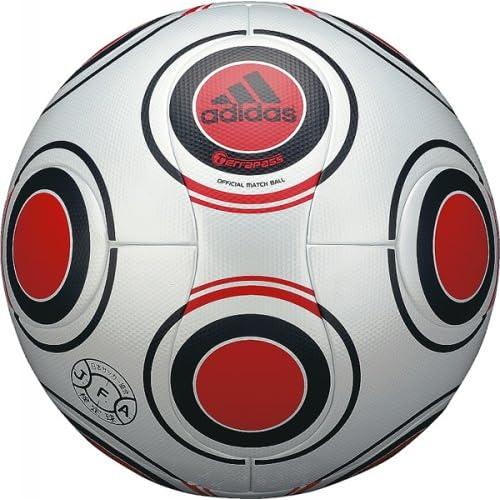 『adidas(アディダス) テラパス 5号 国際公認球・検定球 ナビスコ杯 2009NEW AS508NC』 Open Amazon.co.jp