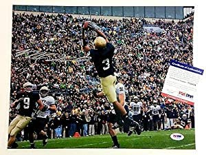 Michael Floyd Autographed Photo - 11x14 NOTRE DAME FIGHTING IRISH PSA DNA V51954 by Sports+Memorabilia