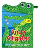 img - for Snappy Heads Andy Alligator (Snappy Fun Books) book / textbook / text book