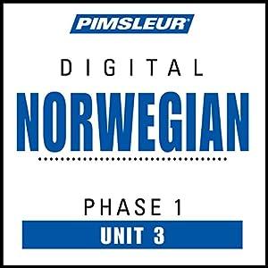 Norwegian Phase 1, Unit 03 Audiobook