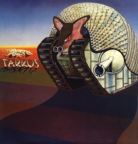 Vinilo : Emerson, Lake & Palmer - Tarkus (United Kingdom - Import)