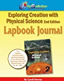 Apologia  Exploring Creation With Physical Science 2nd Ed Lapbook Journal  - CD