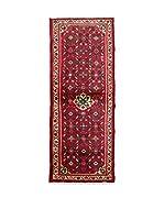 CarpeTrade Alfombra Persian Hoseinabad (Rojo/Multicolor)