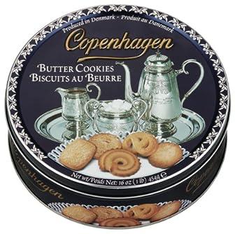 コペンハーゲン バタークッキー 454g
