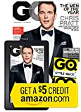 GQ All Access + $5 Amazon Credit & Digital Style Guide