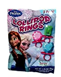 Disney Frozen Lollipop Rings-3 count