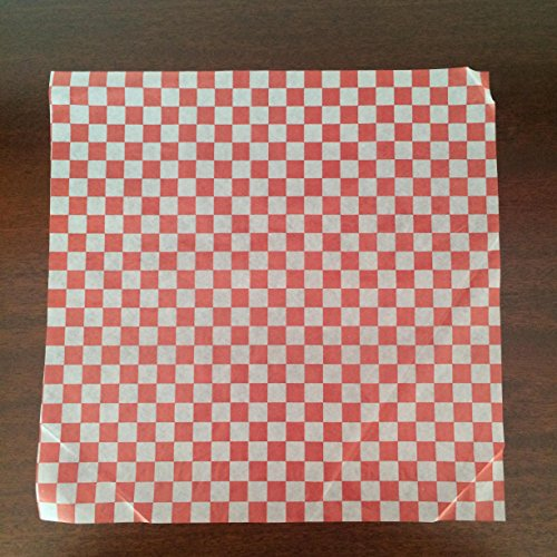 GREASEPROOF DELI PAPER 12