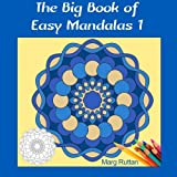 img - for The Big Book of Easy Mandalas 1 book / textbook / text book