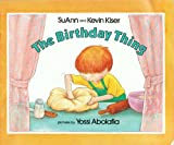 img - for The Birthday Thing book / textbook / text book