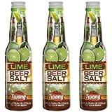 Twang Lime Flavored Beer Salt 1.4oz Bottles 3-pack
