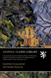 img - for The Aldine Edition of the British Poets. The Poetical Works of Geoffrey Chaucer: With Memoire by Sir Harris Nicolas, in Six Volumes, Vol. V book / textbook / text book