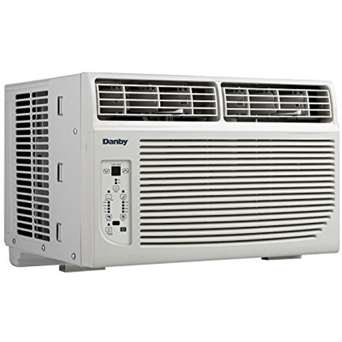 Danby 8,000 BTU Window Air Conditioner with Digital Temperature Control & Remote, Cools up to 350 sq. ft. (Danby Ac Remote compare prices)