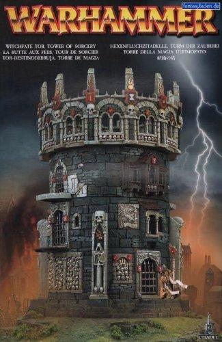 Hexenfluchzitadelle Turm der Zauberei [Spielzeug]