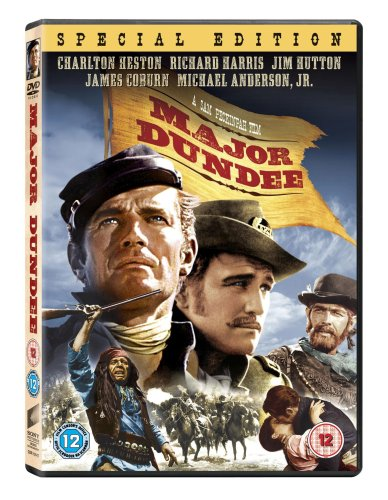 Major Dundee (Special Extended Edition) [DVD] [2008]