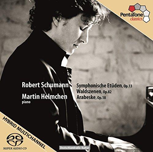 Martin Helmchen - Symphonische Etuden (Hybrid SACD)