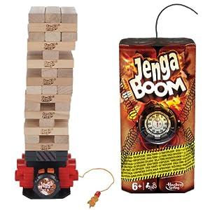 Games Jenga Boom - Juego de habilidad