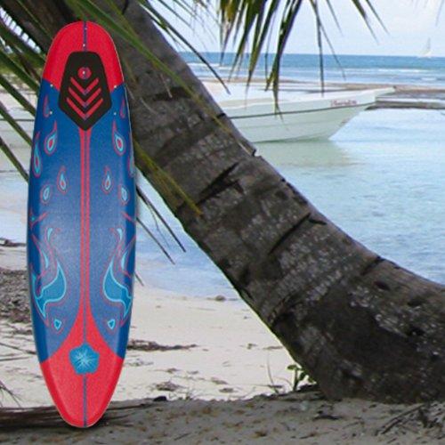 New 6' Foamie Board Surfboard Surfing Surf Board Perfect for beginners