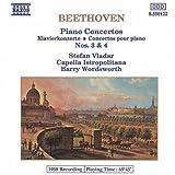 Beethoven: Piano Concertos Nos.3&4 Beethoven