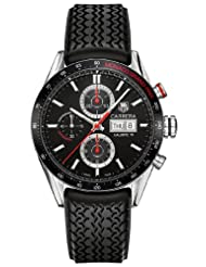 NEW TAG HEUER CARRERA DAY DATE MONACO GRAND PRIX LIMITED EDITION MENS WATCH CV2A1F.FT6033