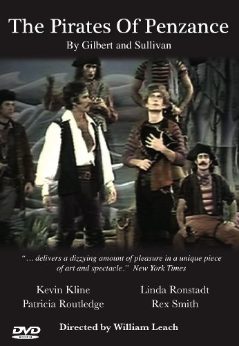 The Pirates of Penzance [DVD]