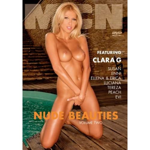 Nude beauties the girls of mcn