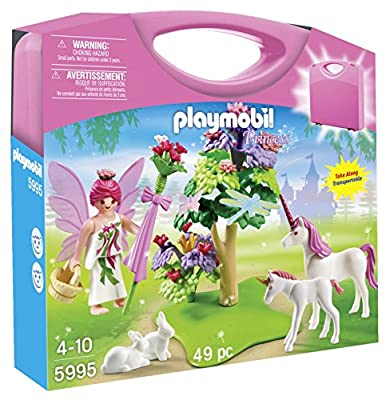Playmobil 5995 Fairies Fairy Carry Case