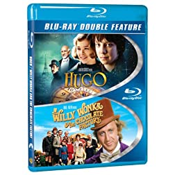 Hugo / Willy Wonka & Chocolate Factory [Blu-ray]