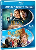 Hugo / Willy Wonka & the Chocolate Factory [Blu-ray]