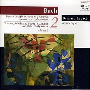 Bach: Orgelwerke Vol. 2