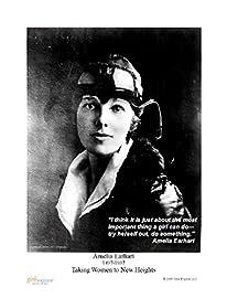 Amelia Earhart Poster