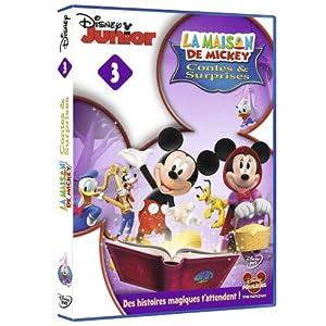 La Maison de Mickey - 03 - Contes & surprises