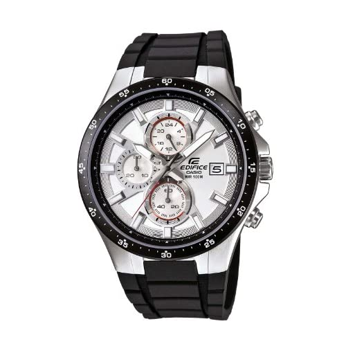 Discover 10 Casio Sports Mens Resin Chronograph Watches Over £100