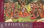 Krishna Art Postcard Book