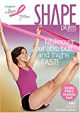 Shape Pilates: Makeover Your Your Abs Butt & Thigh [DVD] [Import]