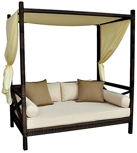 Outdoor Beds With Canopy 175914 front