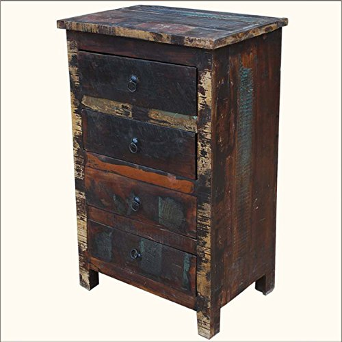 Wrought Iron Bedside Tables 6833 front