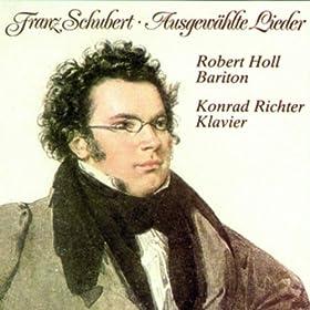 Der z�rnenden Diana (Schubertlied, D. 707b)