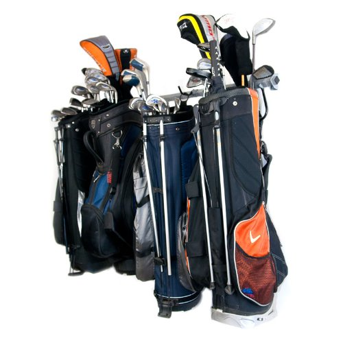 Monkey Bar Storage 6 Golf Bag Rack